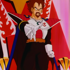 Saiyan Armour – Royal Battle Armor (King Vegeta Armour)