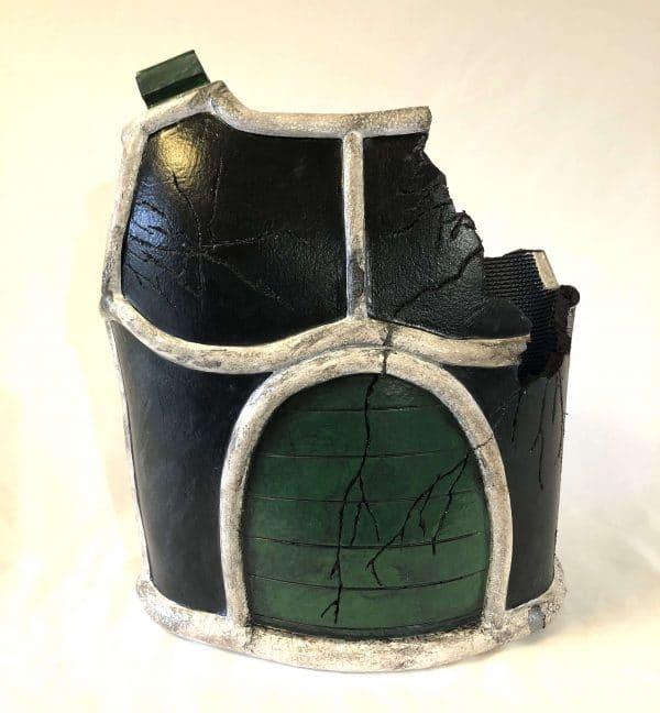 2Maki Saiyan Armour – Bardock Armor (Battle Damaged Armour)