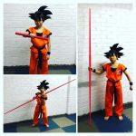 Goku's Extending Power Pole - Nyoibō