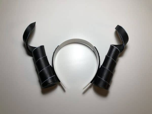 Obey Me! Mammon Demon Horns