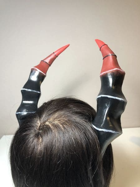 Obey Me! Asmodeus Demon Horns