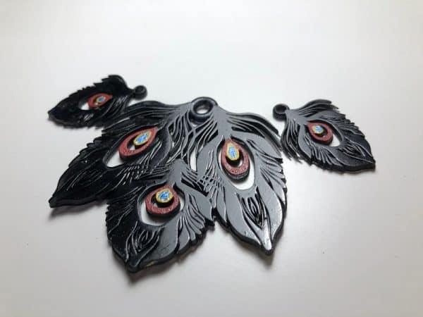 Obey Me! Lucifer Necklace Pendant