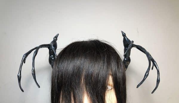 Obey Me! Barbatos Demon Horns