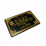Lucifer Credit Card